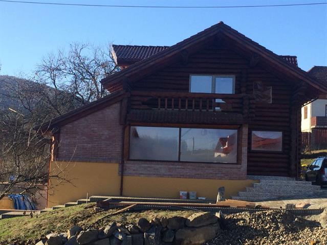 Casa 3000mp la Cisnadioara