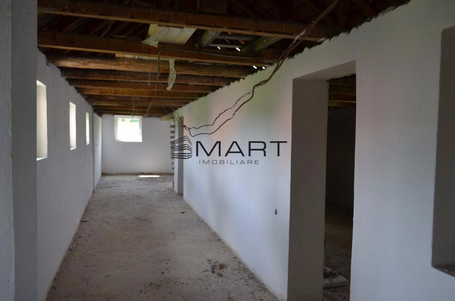 Casa 200mp + 4000mp teren in Mandra – Sibiu