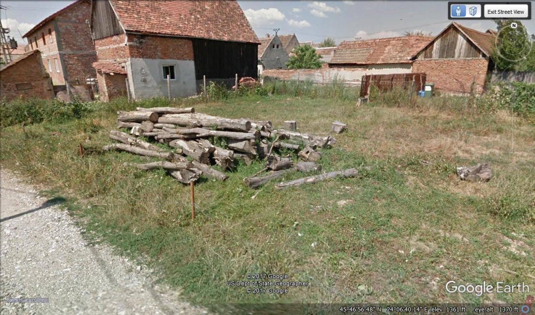 Teren cartier Turnisor strada Gheorghe Asachi