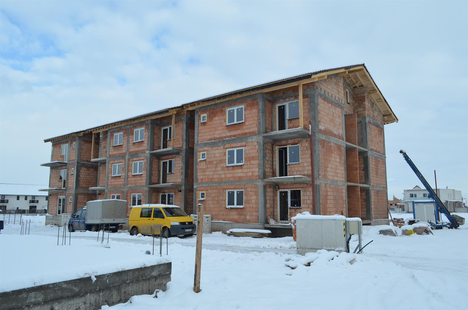 Apartament 3 camere Calea Cisnadiei