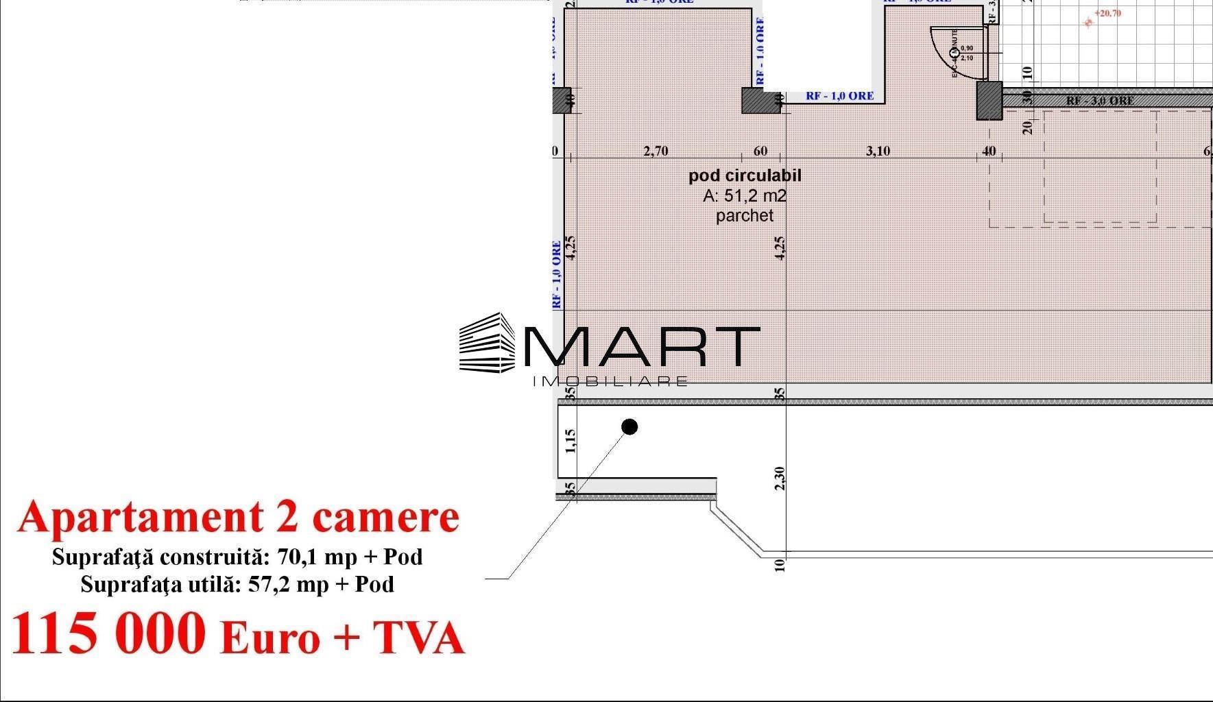 Apartament 109 mp deosebit zona Mihai Viteazul