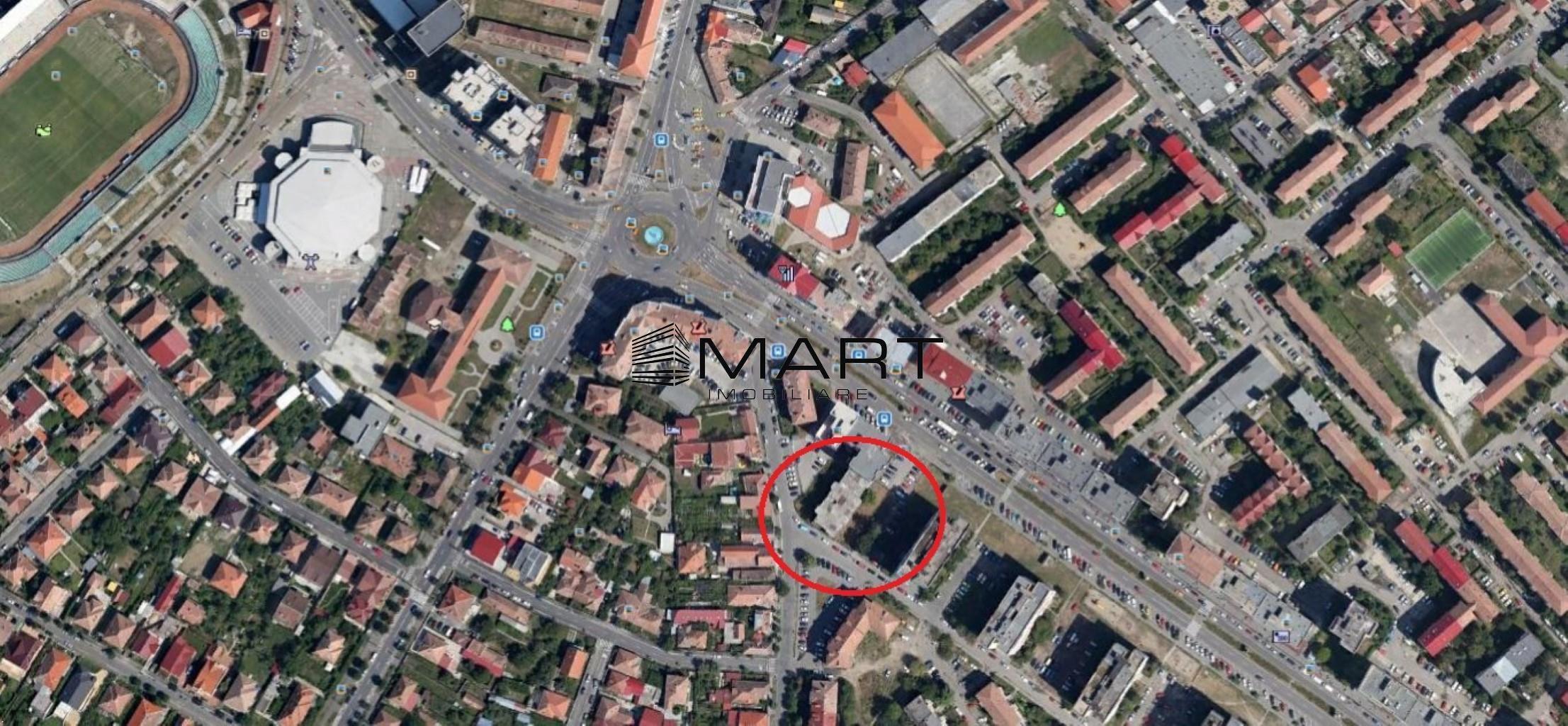 Spatiu comercial zona Mihai Viteazul
