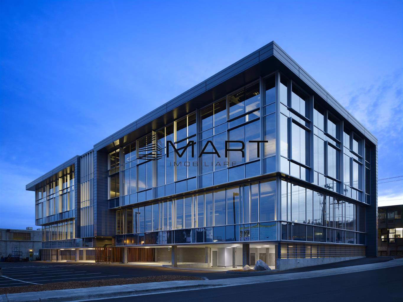 Centru de afaceri – Birouri TIP A zona Mall Sibiu