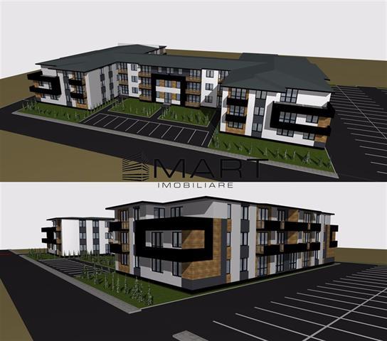 Apartament 3 camere 51.4 mp utili zona Calea Cisnadiei