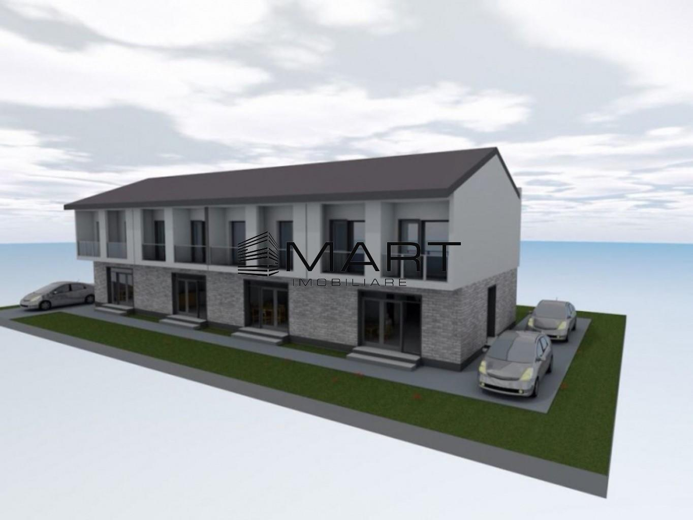 Casa insiruita zona Brana Selimbar curte 120 mp