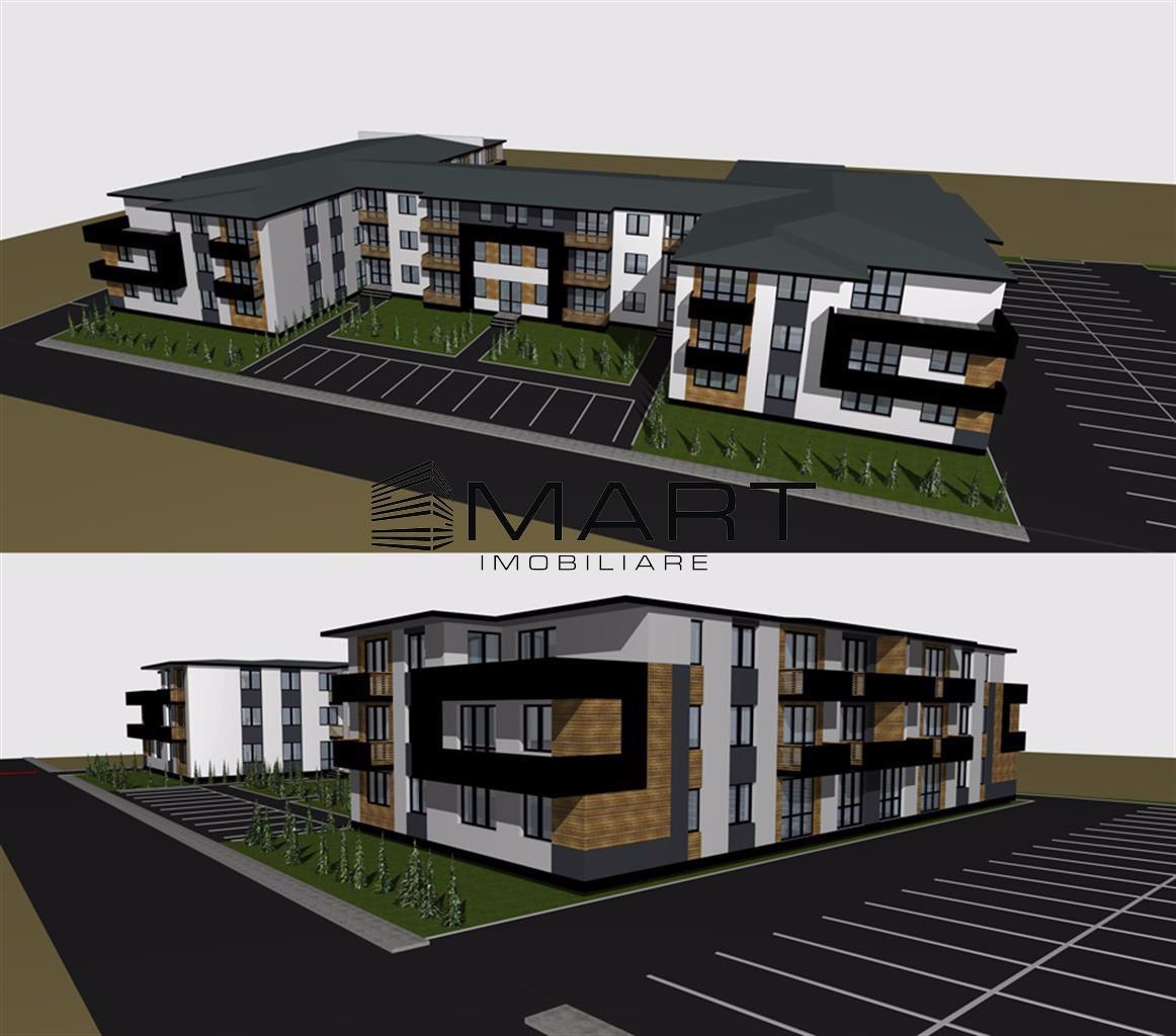 Apartament 3 camere 58.6 mp utili zona Calea Cisnadiei