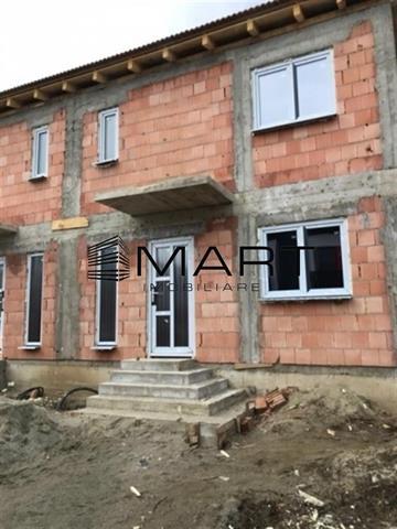 Casa tip duplex 120 mp utili 4 camere zona calea Cisnadiei