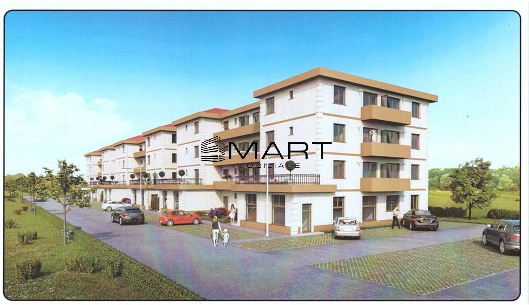 Apartament 3 camere 52 mp utili