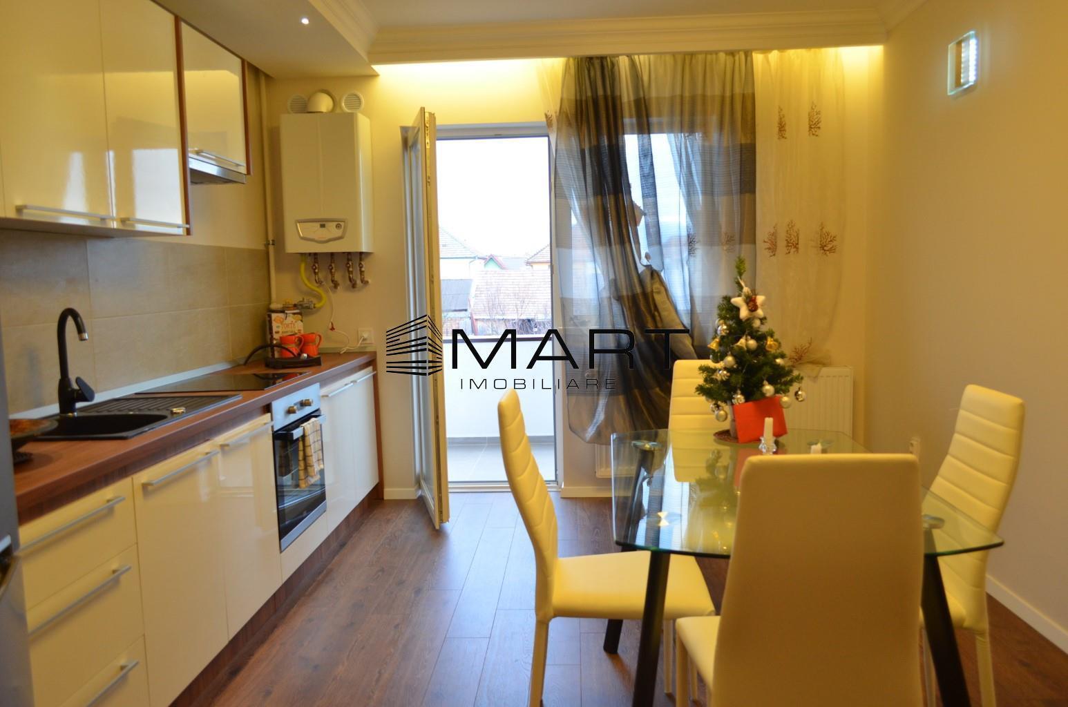 Apartament 3 camere decomandat etaj 1 zona Brana
