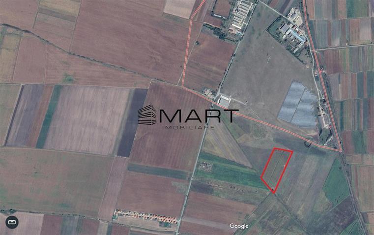 Teren agricol Ocna Sibiului