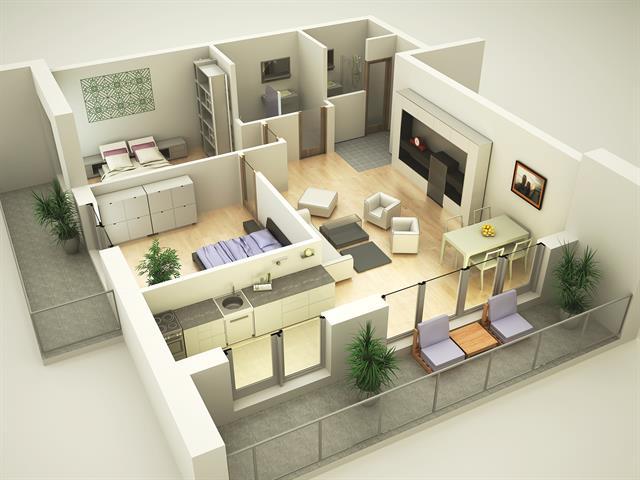 Apartament 3 camere 66 mp utili zona Selimbar