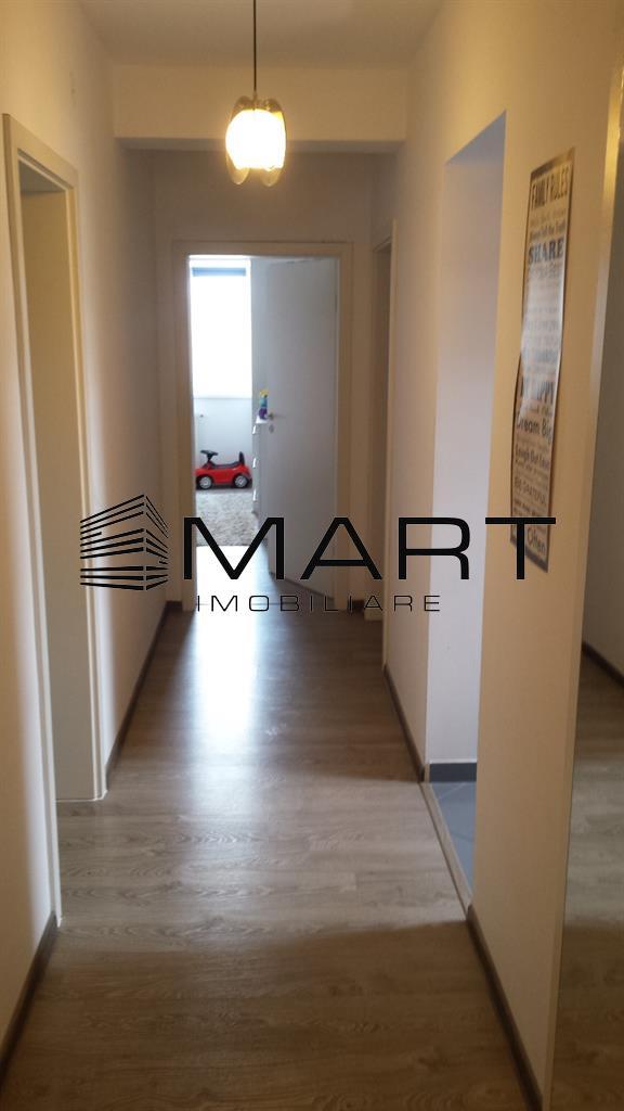 Apartament 3 camere decomandat zona Terezian