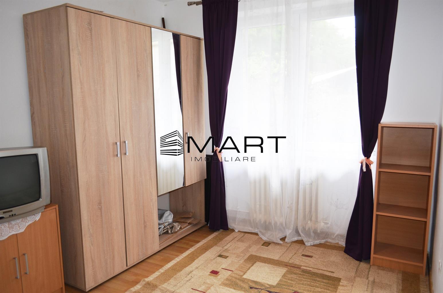 Apartament 3 camere decomandat zona Rahova