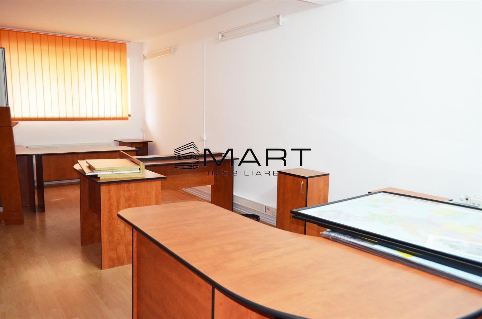 Spatiu birouri 3 camere zona Strand