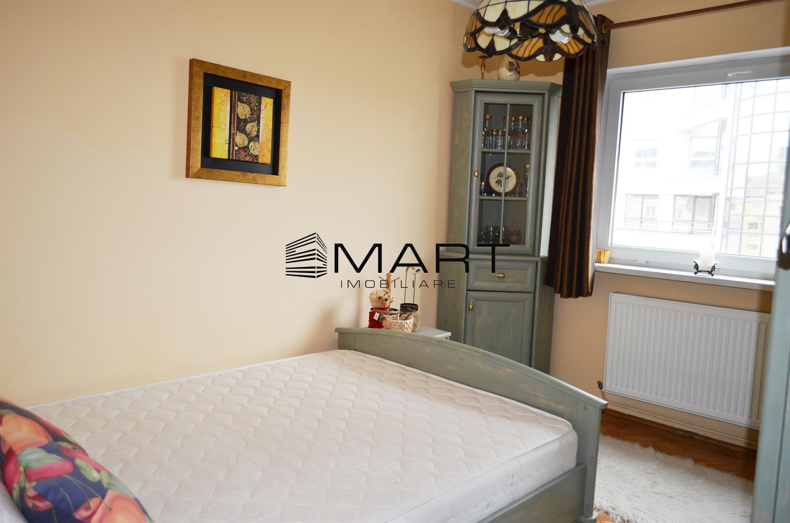 Apartament 3 camere decomandat zona Calea Dumbravii